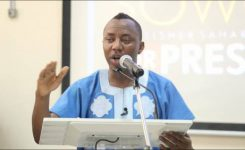 The Freedom of Expression Hub joins 47 regional and international organizations to call upon the UN and AU to intervene in Nigerian journalist's arbitrary detention